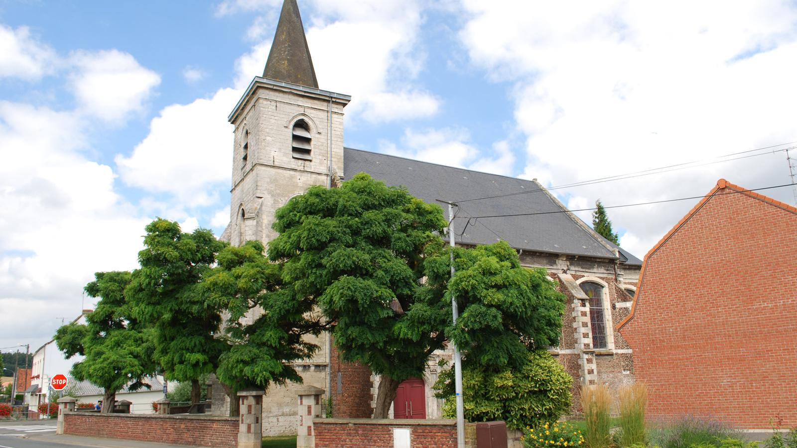 Eglise de Gosnay